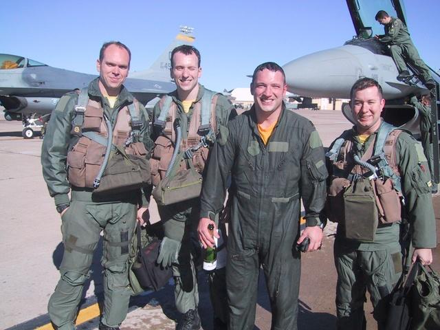 Navy Fighter Pilot
